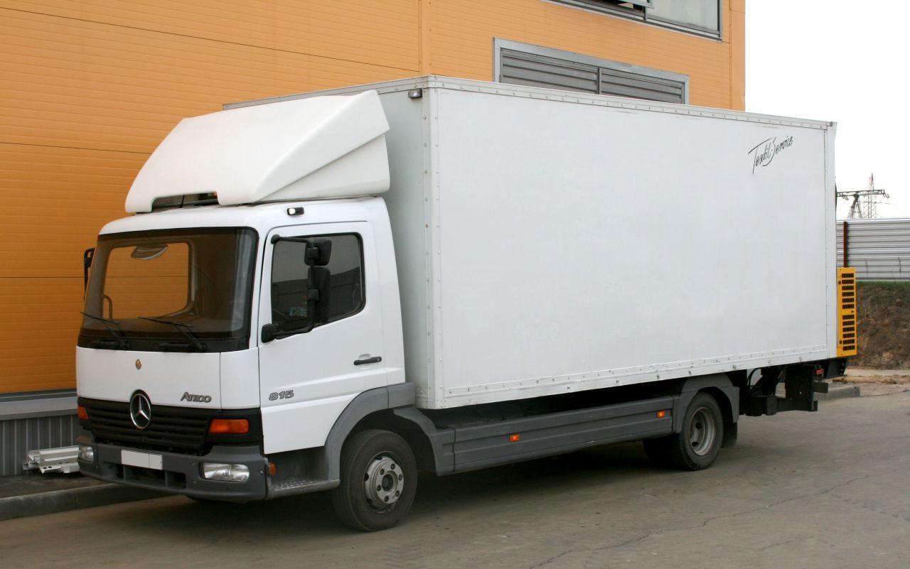 до 5 тонн транспорт