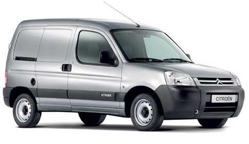 Грузоперевозка - Citroen Berlingo Фургон VU