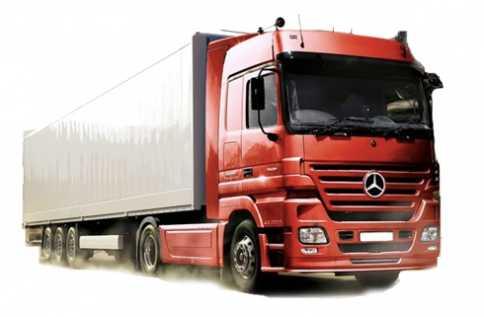 Mercedes-Benz Actros (тент)