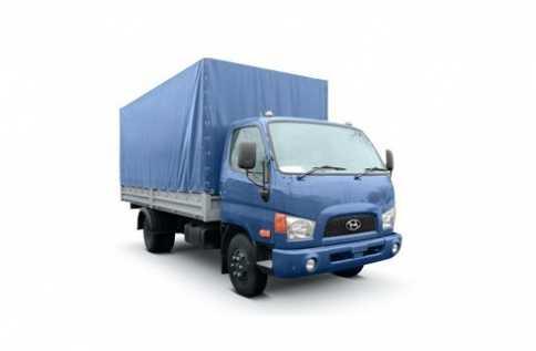 Hyundai HD 78 (тент)