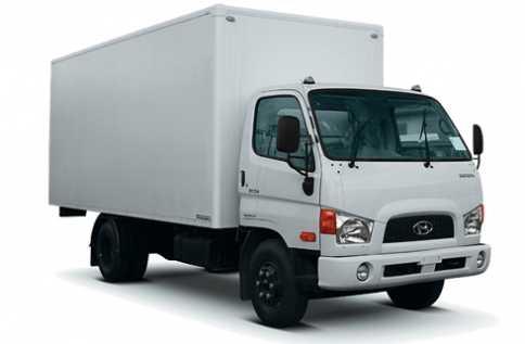 Hyundai HD 78 (изотермический кузов)