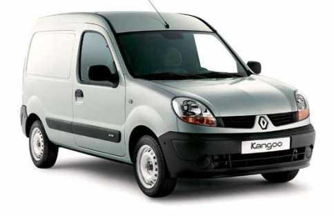 Kangoo Express FC - заказать машину