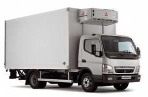 Mitsubishi Canter (изотермический кузов)